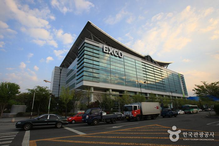EXCO (Daegu Exhibition & Convention Center) (엑스코)