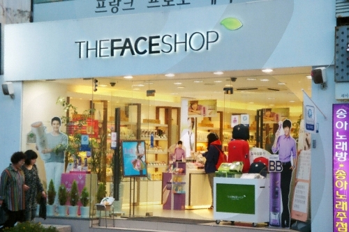 The Face Shop, Nampo Branche No. 2 (더 페이스샵-남포 2호점)