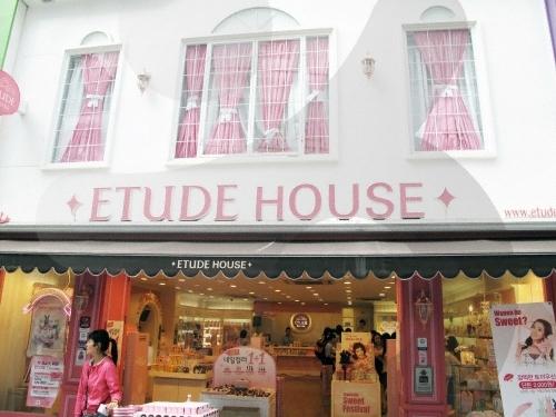 ETUDE HOUSE(明洞忠武路店)[韓国観光品質認証/Korea Quality](에뛰드하우스 (명동충무로점) [한국관광품질인증/Korea Quality] )