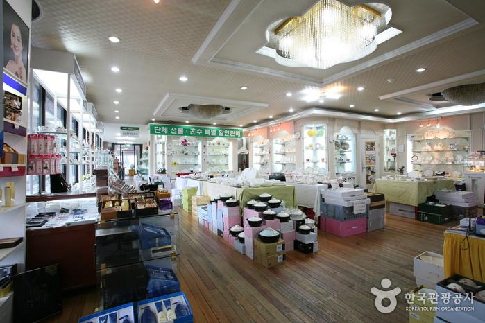 水安堡公园酒店(수안보파크호텔)