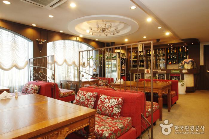 乙旺観光ホテル(을왕관광호텔)