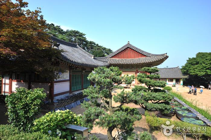 傳燈寺(江華)(전등사(강화))4