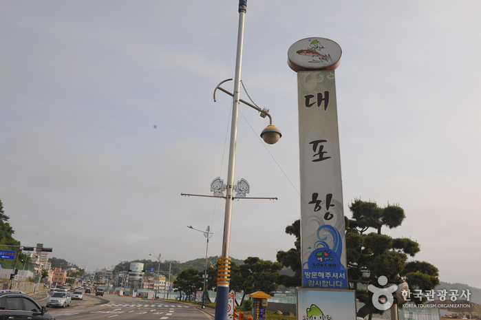 Daepohang Port ()