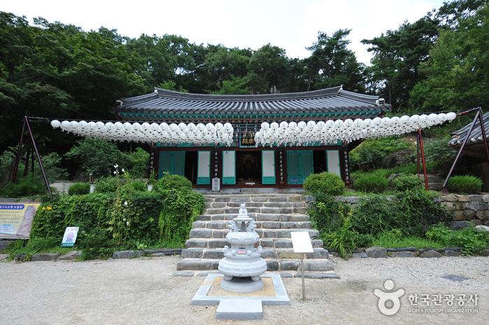 Буддийский храм Досорам (Кочхан) (도솔암(고창))