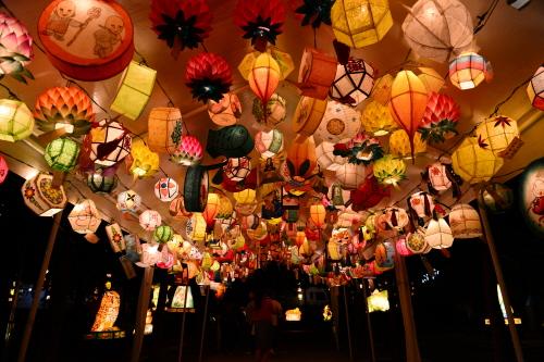 Lotus Lantern Festiv...