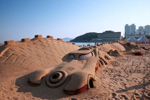 Haeundae Sand Festiv...