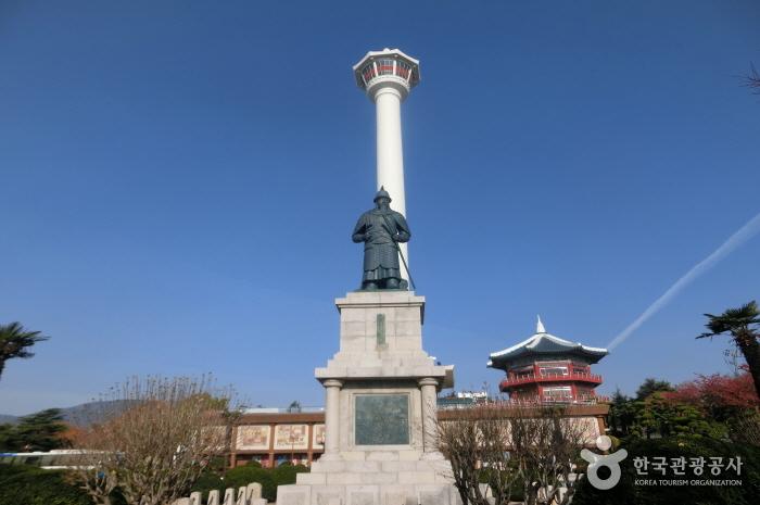 용두산공원 부산타워 세양
