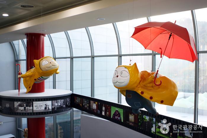 Animation Museum & Robot Studio (춘천 애니메이션박물관&토이로봇관)