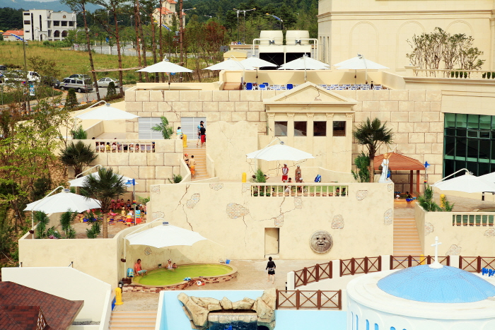 Daemyung Resort Cheonan Ocean Park (대명리조트 천안 오션파크)