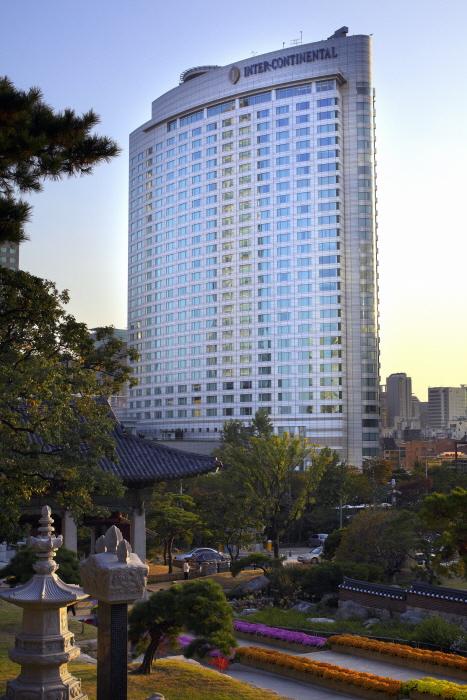 Отель «Intercontinental Seoul COEX» (인터컨티넨탈서울코엑스)