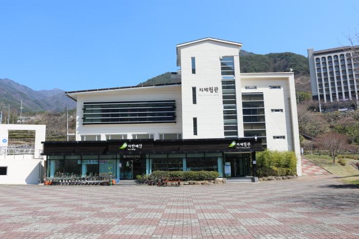 Центр чайной культуры в Хадоне (하동 차문화센터)2