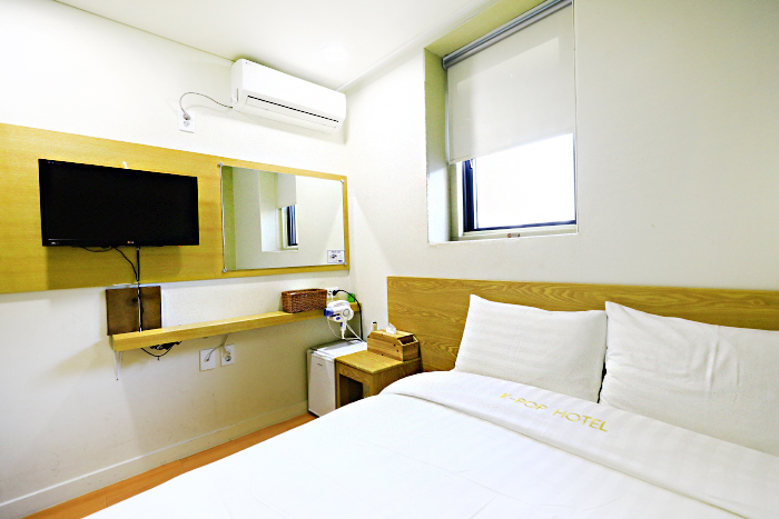 K-Pop Hotel Seoul Station [Korea Quality] / 케이팝호텔 서울역 [한국관광 품질인증]
