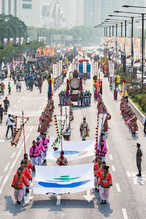 Hanseong Baekje Kultur Festival (한성백제문화제)