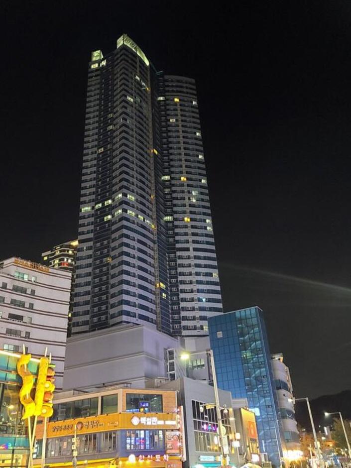 해운대 H STAY HOTEL (구, 시타딘호텔)