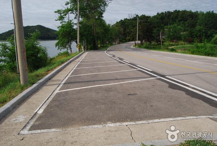 Озеро Хвачжинпхо (화진포)20
