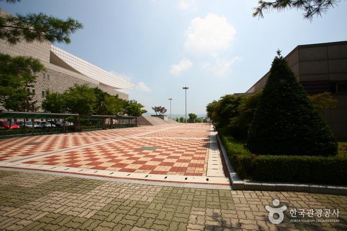 大田文化芸術の殿堂(대전문화예술의전당)