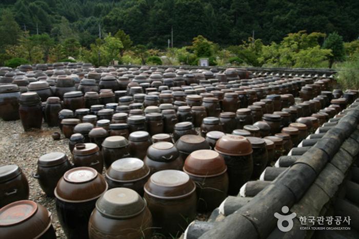 Центр традиционной корейской кухни Чонганвон (정강원 관광농원)20