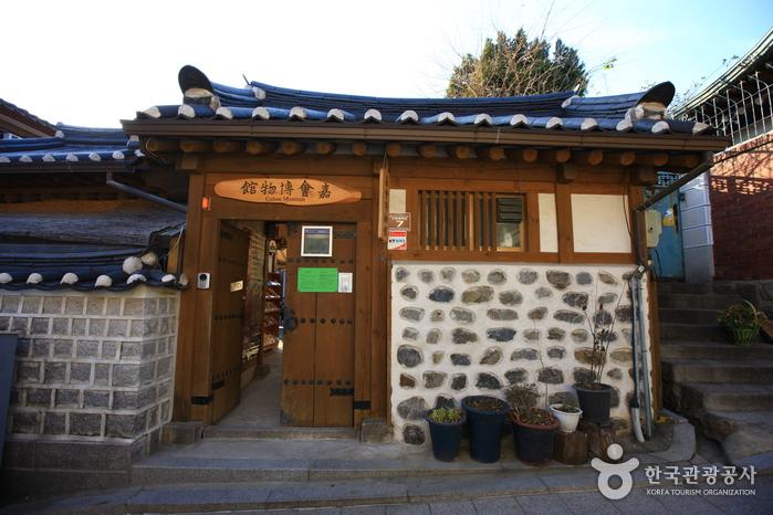 嘉会民画博物館(가회민화박물관)