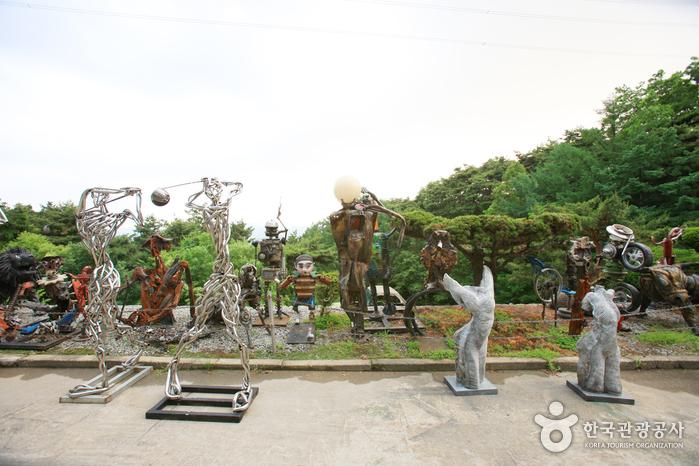 정크아트갤러리(오대호 스튜디오)