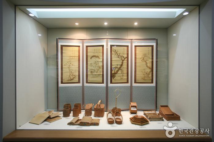 Корейский музей бамбука (한국대나무박물관)22