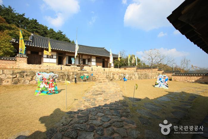 長城洪吉童慶典(장성 홍길동축제)