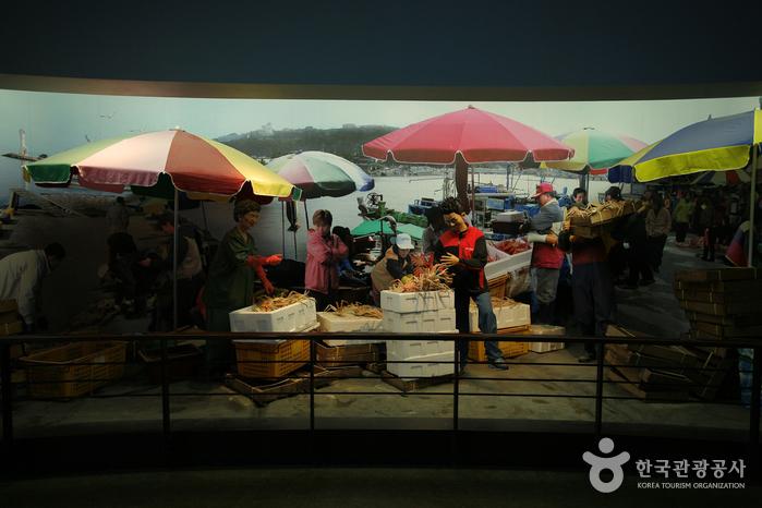 盈徳漁民俗展示館(영덕어촌민속전시관)