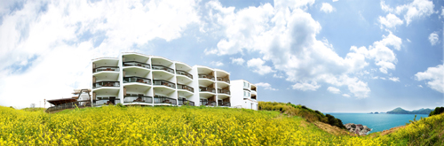Resort Bluemau (해금강 블루마우 리조트)