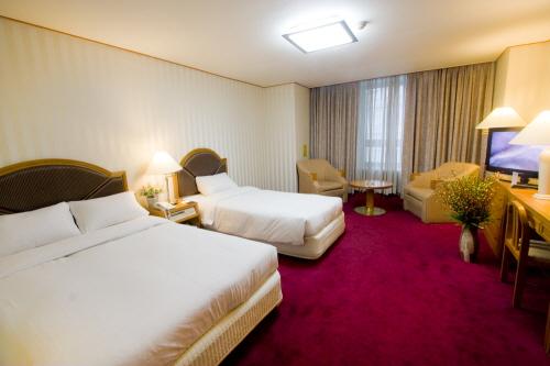 Seoul Rex Hotel (렉스호텔)