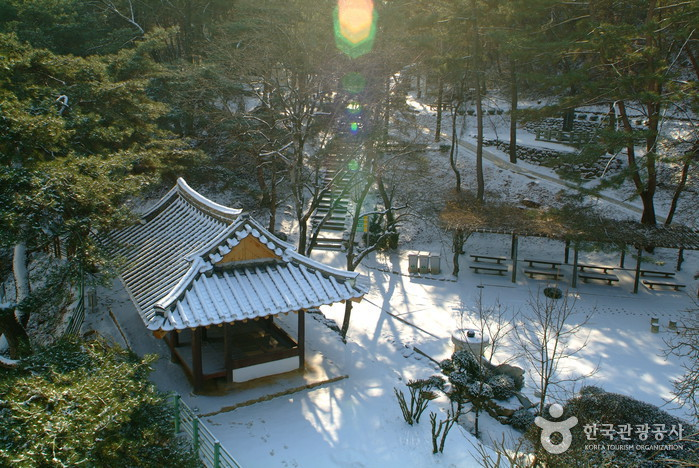 Gyeongcheondae Terrace ( )