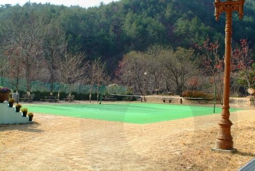 구수곡자연휴양림