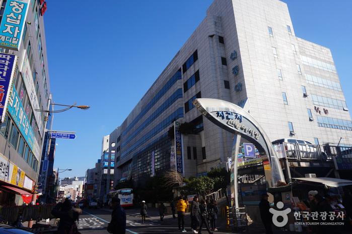 釜山札嘎其市場(부산 자갈치시장)7
