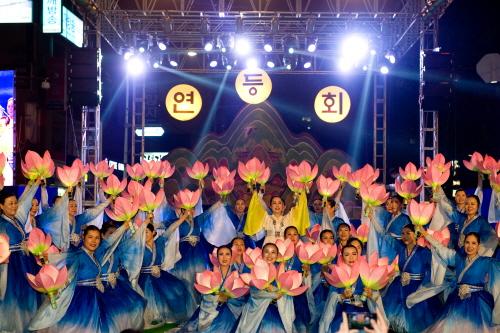 Yeon Deung Hoe (Lotus Lantern Festival) (연등회)
