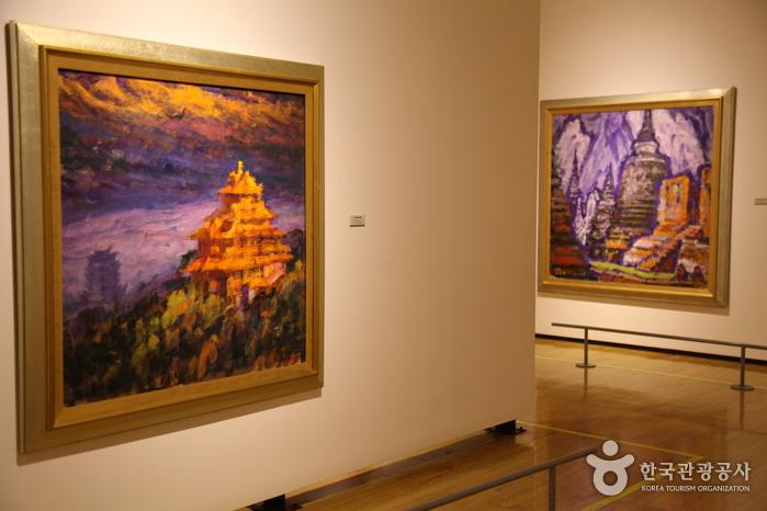 Музей естествознания Мокпо (목포자연사박물관)6