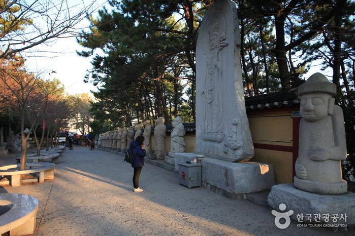Haedong Yonggungsa Temple (해동 용궁사)