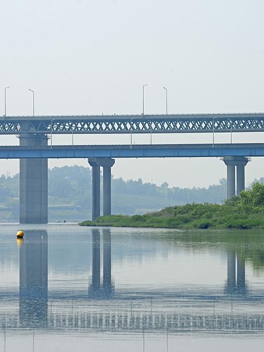 남한강 물길 따라 가는 역사여행