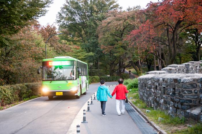 친환경 남산순환버스