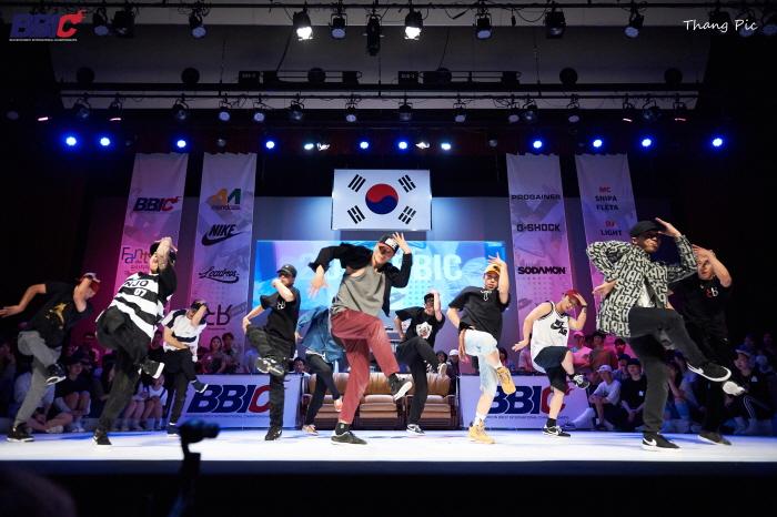 부천세계비보이대회 2018 사진