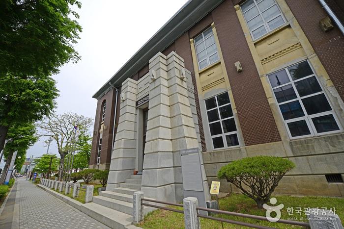 근대건축관 (구)조선은행군산지점