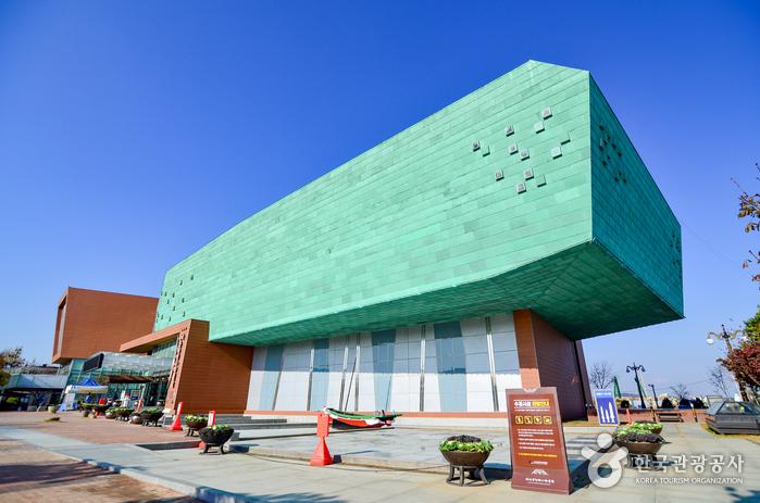 Музей современной истории города Кунсана (군산근대역사박물관)6