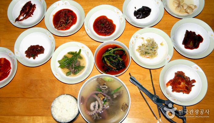 犢川食堂(독천식당)