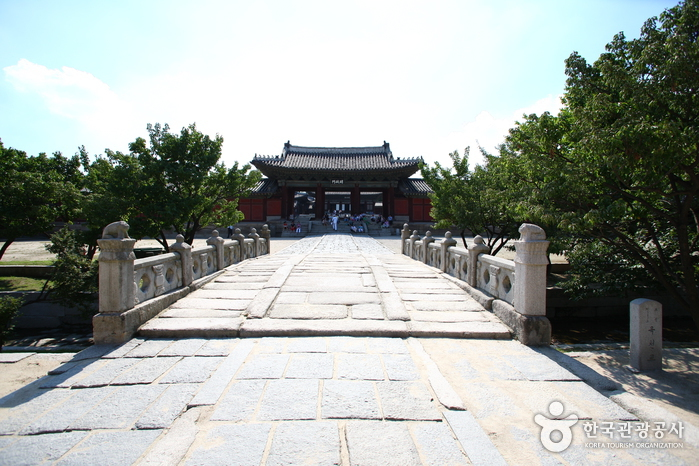 Image result for CHANGGYEONGGUNG PALACE