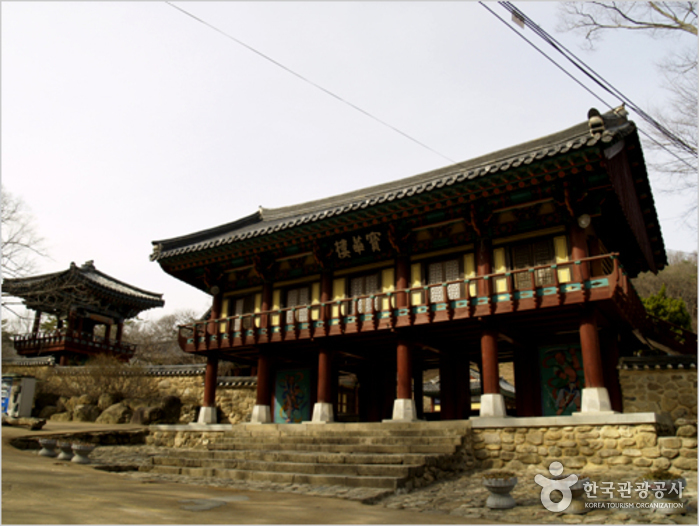 Eunhaesa Temple - Yeongcheon (은해사 (영천))