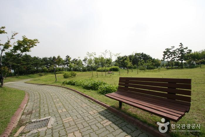 Монмартр парк (몽마르뜨공원)3