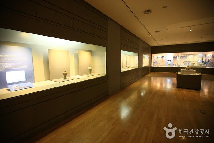 Музей керамики Кёнги (경기도자박물관)9