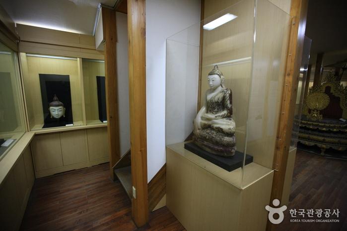 Museum of Korean Buddhist Art (한국미술박물관)