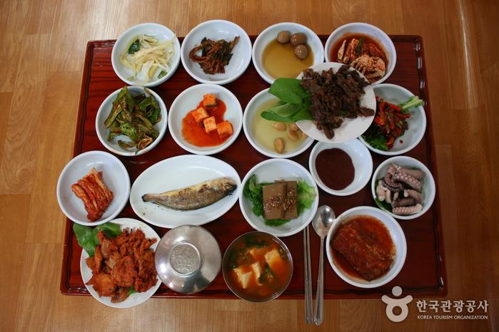 玉川ゴル韓定食(옥천골한정식)