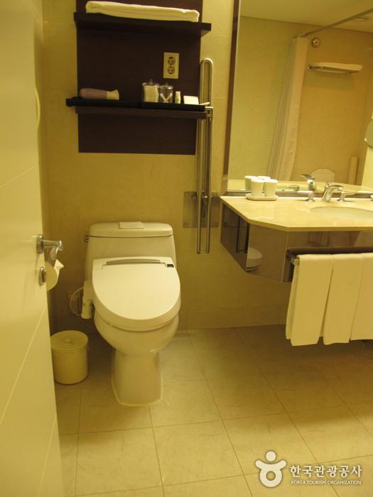 済州スウィートホテル(제주스위트호텔)