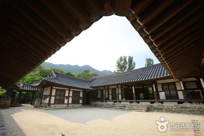 Casa del Aristócrata Choi (최참판댁)17