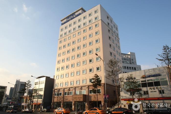 東横インホテル(東大門店)(토요코인호텔(동대문점))