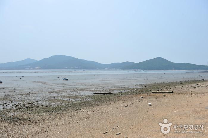 巨蚕浦海岸(거잠포해변)